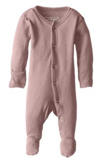 organic footie pajamas